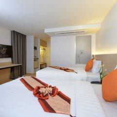 Отель Le D'Tel Hotel & Conference Таиланд, Бангкок - отзывы, цены и фото номеров - забронировать отель Le D'Tel Hotel & Conference онлайн комната для гостей фото 2