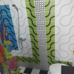 Гостиница Economy Zhyger Hotel at Aimanova Казахстан, Нур-Султан - отзывы, цены и фото номеров - забронировать гостиницу Economy Zhyger Hotel at Aimanova онлайн ванная фото 2