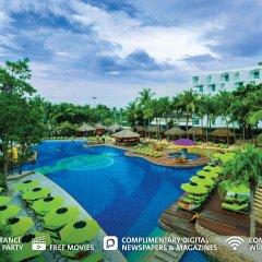 Hard Rock Hotel Pattaya бассейн