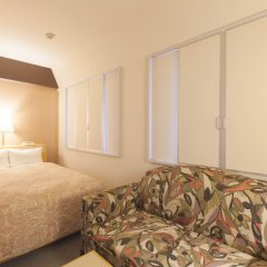 Отель GreenHotel Kitakami Япония, Китаками - отзывы, цены и фото номеров - забронировать отель GreenHotel Kitakami онлайн комната для гостей фото 3
