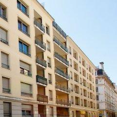 Отель Appart'City Lyon - Part-Dieu Garibaldi с домашними животными