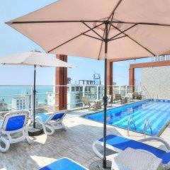 Отель Wonder Hotel Colombo Шри-Ланка, Коломбо - отзывы, цены и фото номеров - забронировать отель Wonder Hotel Colombo онлайн бассейн фото 2