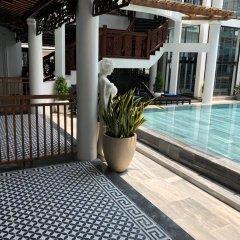 Отель Thanh Binh III бассейн фото 3