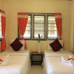 Отель Baan Rom Mai Resort Самуи комната для гостей