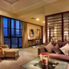 Отель Jin Jiang International Hotel Xi'an Китай, Сиань - отзывы, цены и фото номеров - забронировать отель Jin Jiang International Hotel Xi'an онлайн комната для гостей фото 4