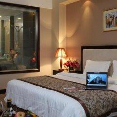 Отель Best Western Grandsky Hotel Beijing Китай, Пекин - отзывы, цены и фото номеров - забронировать отель Best Western Grandsky Hotel Beijing онлайн комната для гостей фото 5