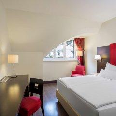 Отель Nh Salzburg City Зальцбург комната для гостей фото 5