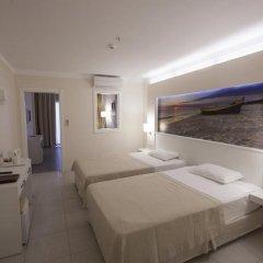 Отель Batihan Beach Resort & Spa - All Inclusive комната для гостей фото 4