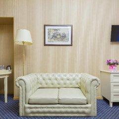 Гостиница Астон 4* Стандартный номер с двуспальной кроватью фото 15