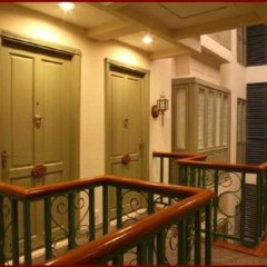 Апартаменты Saladaeng Colonnade Serviced Apartment балкон