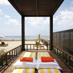 Отель The Beach Boutique Resort балкон