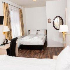 Отель Prinsen Hotel Дания, Алборг - отзывы, цены и фото номеров - забронировать отель Prinsen Hotel онлайн комната для гостей фото 5