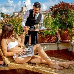 Отель Regno Италия, Рим - 4 отзыва об отеле, цены и фото номеров - забронировать отель Regno онлайн бассейн фото 3