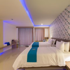The Phu Beach Hotel 3* Стандартный номер с различными типами кроватей