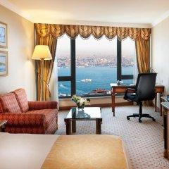 Отель InterContinental Istanbul комната для гостей фото 5