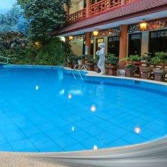 Thanhbinh Ii Antique Hotel Хойан бассейн фото 3