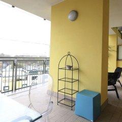 Отель Italianway - Rucellai Италия, Милан - отзывы, цены и фото номеров - забронировать отель Italianway - Rucellai онлайн балкон