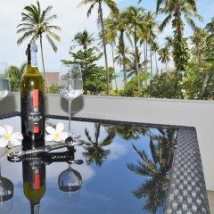 Отель Coconut Bay Club Suite 201 Ланта балкон