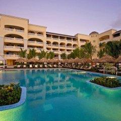 Отель Iberostar Grand Rose Hall Ямайка, Монтего-Бей - отзывы, цены и фото номеров - забронировать отель Iberostar Grand Rose Hall онлайн бассейн фото 2