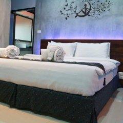 Отель Baan Norkna Bangtao пляж Банг-Тао комната для гостей