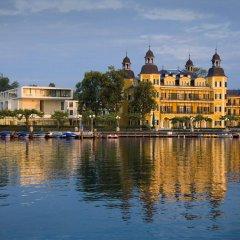Отель Falkensteiner Schlosshotel Velden фото 4
