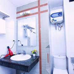 Отель Hanoi Central Homestay Ханой ванная