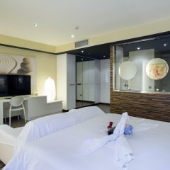 Hotel Málaga Nostrum комната для гостей