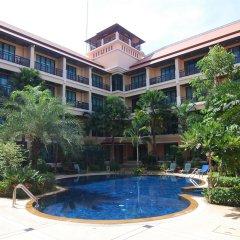Отель Le Casa Bangsaen Таиланд, Чонбури - отзывы, цены и фото номеров - забронировать отель Le Casa Bangsaen онлайн бассейн