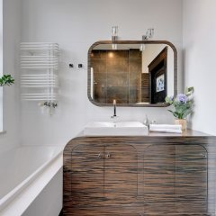 Апартаменты Lion Apartments - Parkowa 41-4 Сопот ванная
