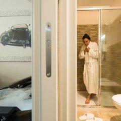 Отель Irooms Jacuzzi Suites Италия, Рим - отзывы, цены и фото номеров - забронировать отель Irooms Jacuzzi Suites онлайн ванная