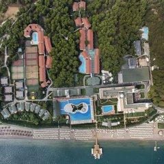 Amara Dolce Vita Luxury Турция, Кемер - 6 отзывов об отеле, цены и фото номеров - забронировать отель Amara Dolce Vita Luxury онлайн приотельная территория