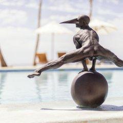 Отель Marquis Los Cabos, Resort & Spa - Adults Only фитнесс-зал