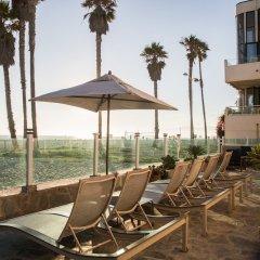 Отель Venice on the Beach Hotel США, Лос-Анджелес - отзывы, цены и фото номеров - забронировать отель Venice on the Beach Hotel онлайн бассейн фото 2