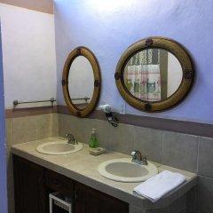 Отель Hacienda San Pedro Nohpat ванная фото 2