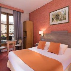 Отель Rives De Notre Dame Париж комната для гостей фото 4