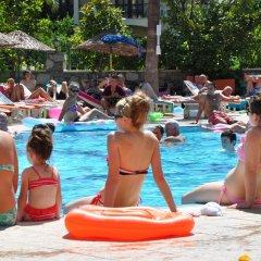 Club Turquoise Apartments Турция, Мармарис - отзывы, цены и фото номеров - забронировать отель Club Turquoise Apartments онлайн приотельная территория