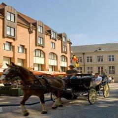 Отель Crowne Plaza Hotel BRUGGE Бельгия, Брюгге - отзывы, цены и фото номеров - забронировать отель Crowne Plaza Hotel BRUGGE онлайн парковка