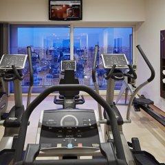Lindner WTC Hotel & City Lounge фитнесс-зал фото 2
