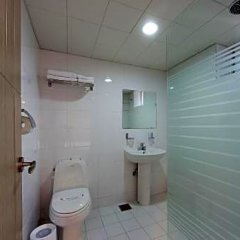 Отель Seoul City Hotel Южная Корея, Сеул - отзывы, цены и фото номеров - забронировать отель Seoul City Hotel онлайн ванная фото 2