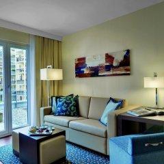Отель Residence Inn By Marriott City East Мюнхен комната для гостей