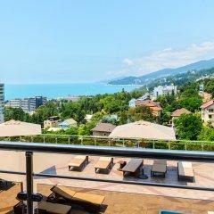Hotel Gold&Glass балкон