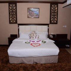 Rojina Hotel сейф в номере