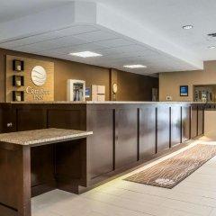 Отель Comfort Inn The Pointe США, Ниагара-Фолс - отзывы, цены и фото номеров - забронировать отель Comfort Inn The Pointe онлайн интерьер отеля фото 3