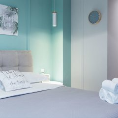 Апартаменты Syntagma Apartments by Livin Urbban комната для гостей фото 2