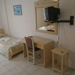 Отель Kaissa Beach Греция, Гувес - 1 отзыв об отеле, цены и фото номеров - забронировать отель Kaissa Beach онлайн удобства в номере
