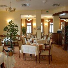 Отель PODHRAD Глубока-над-Влтавой питание