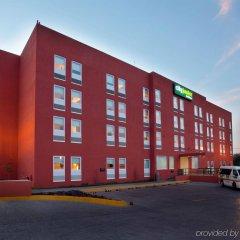 Отель City Express Junior Guadalajara Periférico Sur парковка