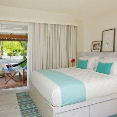 Отель Holiday Inn Resort Kandooma Maldives 4* Стандартный номер с различными типами кроватей фото 2