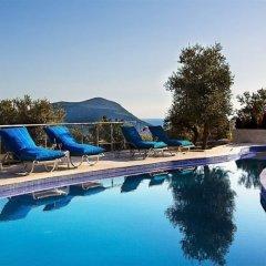 Villa Mara Турция, Сиде - отзывы, цены и фото номеров - забронировать отель Villa Mara онлайн бассейн