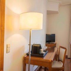 Отель NH Lisboa Campo Grande комната для гостей фото 2